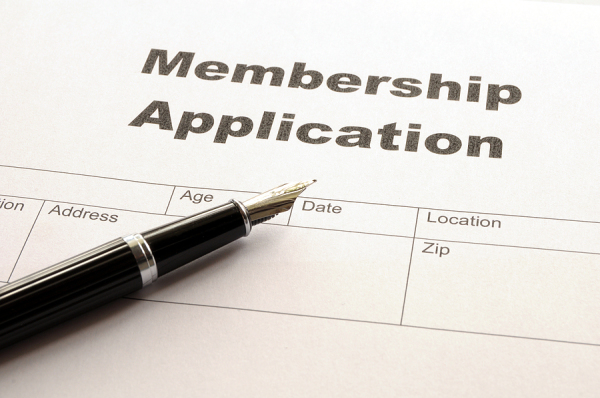 Membership Applications